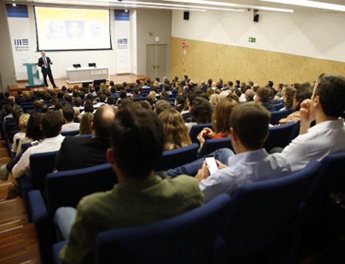 """José Marcilla (Novartis) reflexiona sobre el """"liderazgo 5.0"""" ante la Asociación de Antiguos Alumnos de EDEM"""