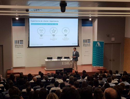 Francisco Servia (Amazon) analiza la experiencia del cliente en la 10ª Asamblea General de la Triple A